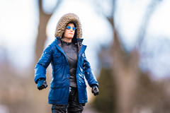 Captain Cold Loves the Polar Vortex (misterperturbed) Tags: winter dccomics theflash captaincold thecw dccollectibles legendsoftomorrow