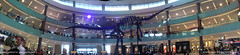 Inside Dubai mall Panorama      (Abdullah Rashed - KWT ( excuse 4 slow replies)) Tags: panorama tourism mall shopping skeleton dubai view dinosaur uae tourist emirates overview iphone rashed abdullah