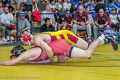 2016 NCS Semi-Finals (jrsachs) Tags: california wrestling championships highschoolwrestling ncs techfallcom johnsachsphotographer
