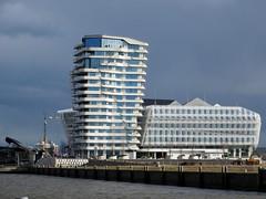 HafenCity: Marco-Polo-Tower / Unilever Headquarters (hhschueller) Tags: germany deutschland hamburg hafencity