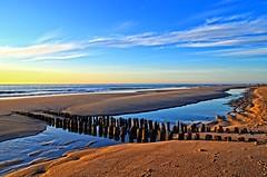 A fantastic evening at the seaside (Tobi_2008) Tags: sunset sky beach strand germany island deutschland sonnenuntergang himmel insel ciel northsea sylt nordsee allemagne plage germania schleswigholstein platinumheartaward