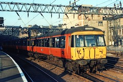 303 054 (Sparegang) Tags: emu britishrail glasgowcentral class303 303054 strathclydeptelivery