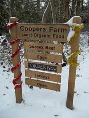Coopers Farm Xmas
