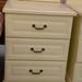 3 drawer bedside locker