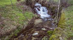 stream, Weieren-09604 (dironzafrancesco) Tags: water landscape schweiz waterfall stream wasser wasserfall sony bach landschaft ch langzeitbelichtung sanktgallen longtimeexposure ndfilter weieren sigma1020mmf35exdchsm zberwangen slta77 irnd6