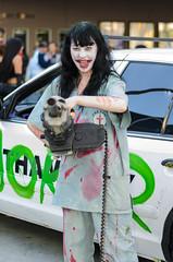Joker (rikiomgawa) Tags: people costume nikon cosplay event joker dccomics lightroom crossplay longbeachconventioncenter d7000 longbeachcomicexpo
