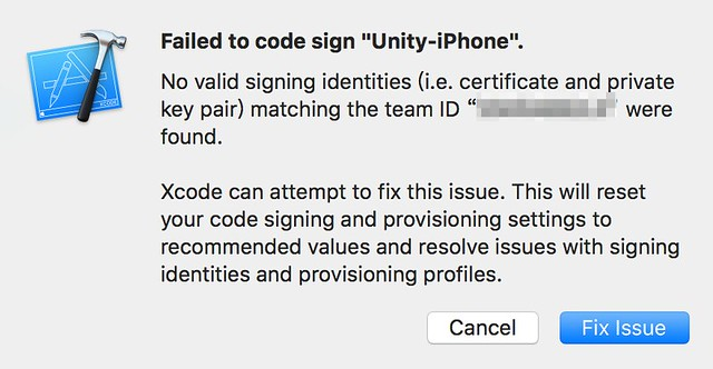 [XCode] Build without developer account