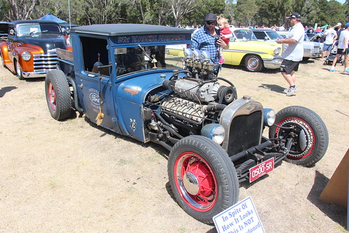 1928 Ford Model A Hot Rod Lincoln