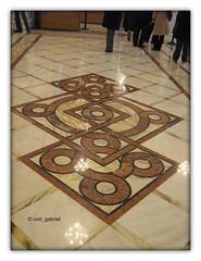 Floor mosaic in the House of Parliament in Bucharest (cod_gabriel) Tags: mosaic romania parlament bucharest bucuresti mozaic bukarest roumanie boekarest bucarest casapoporului romnia bucureti thehouseofparliament bucareste