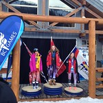 BC Winter Games 2016 - Ladies' GS Podium