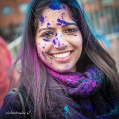 Beautiful faces of Holi Phagwa 2016 (Richard Canten) Tags: faces hindu holi mensen kleur kleuren phagwa gezichten poeder hindoeisme richardcanten holiphagwapoederfeest