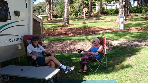 Stop 14 at Sawtell (10 klm south of Coffs Harbour)