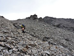 It varies all the time. (flashmick) Tags: autumn mountains rock scree otago remarkables otagonz doolans