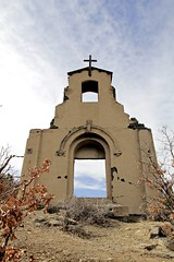 The Old Spanish Church (Uncharted Sights) Tags: railroad urban history abandoned church st canon landscape outdoors ruins colorado mine sigma adventure explore southern spanish forgotten trinidad fe coal exploration 1770 remains sights aloysius cima discover morley sante cfi urbex foundations uncharted 60d ueco