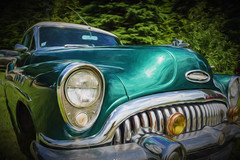 Master of the Road (Anymouse02) Tags: car buick antique restored roadmaster