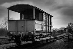 Last Goods... (Locations Photography) Tags: bw toad didcot canond30