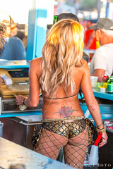 Bike Week 2016 (SharkAddict) Tags: street girls music beach beer bike boot dancers main hill band dirty babes motorcycle week harrys daytona saloon 75th bikers froggys