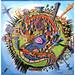 רפי פרץ הופעה על שער מגזין בשפה הרוסית שיווק תיירות ישראלית בחול ברוסיה תל אביב מגזינים עיתונים עיתון תרבות אמנות