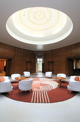 IMG_2822 Eltham Palace by Seely and Paget (marklarmuseau) Tags: uk london carpet greenwich artdeco donegal marian dorn elthampalace swedishdesign seelyandpaget rolfengströmer