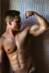 Nick (Violentz) Tags: portrait man male guy body muscle bodybuilding bodybuilder fitness physique patricklentzphotography