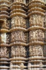India - Madhya Pradesh - Khajuraho - Khajuraho Group Of Monuments - Kandariya Mahadeva Temple - 219 (asienman) Tags: india khajuraho madhyapradesh khajurahogroupofmonuments asienmanphotography