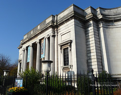 THE LADY LEVER ART GALLERY (David~Preston) Tags: uk england building architecture merseyside portsunlight ladyleverartgallery thewirral