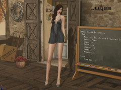 JUNES-Strappy-Glitter-Dress (Venom Zanzibar) Tags: glitter strappy junes