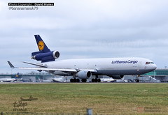 Lufthansa Cargo MD-11 D-ALCD London Stansted Airport Argentina Horse Transport (bananamanuk79) Tags: london plane airplane three aviation engine aeroplane planes triple lufthansa md11 londonstansted mcdonnelldouglas trijet planespotting md80 lufthansacargo planespotter avgeek planepictures mcdonnelldouglasmd11 londonstanstedairport dalcd