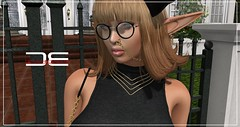 Detached - The Waiting is the hardest part (Ai Venus Clarrington) Tags: fashion blog mesh avatar linden omega style sl secondlife virtual worlds labs hourglass fitted gacha tumblr appliers