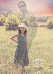 (Claire Jaggers Photography) Tags: portrait child spirit father ghost daughter
