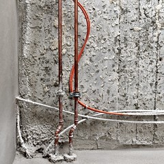 supply.lines (hoffi99) Tags: water concrete construction pipe network hoffi99