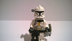 lego star wars clone republlic commando custom (lego3130starwars) Tags: star lego wars custom clone commando republlic