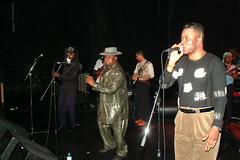 DSCF0030 Kanda Bongo Man from DRC at Kings Cross Town Hall London July 13 2003 (photographer695) Tags: 2003 from man london town hall cross bongo july kings kanda 13 drc