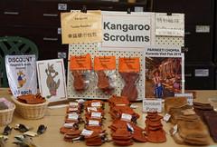 Kangaroo Scrotums (ahlynk) Tags: purse kangaroo approved scrotum