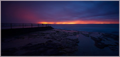 Cronulla - Before the rain set in (proberts91x) Tags: seascape cronulla oceanpool