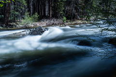 Smooth Flow (Maxinux40k) Tags: california longexposure water landscape spring nikon yosemite april nikkor 2016 mitchellcipriano