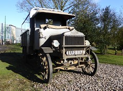 1917 AEC Y-Type (Terry Pinnegar Photography) Tags: museum truck vintage army beamish lorry ww1 countydurham aec ytype lu8117