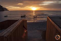 IMG_8626 (Enrique Gandia) Tags: nature sunrise landscape spain andalucia amanecer almeria cabodegata lasnegras travelblogger consejeroviajero