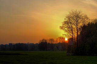 First Sun Rays