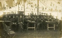 Royal Field Artillery (Territorials) (leightonian) Tags: beds bedfordshire ww1 ymca leightonbuzzard rfa royalfieldartillery