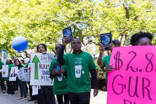 World Bank Protest, Washington DC - April 15, 2016
