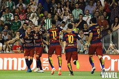 Betis - Barcelona 078 (VAVEL Espaa (www.vavel.com)) Tags: fotos bara rbb fcb betis 2016 fotogaleria vavel futbolclubbarcelona primeradivision realbetisbalompie ligabbva betisvavel barcelonavavel fotosvavel juanignaciolechuga