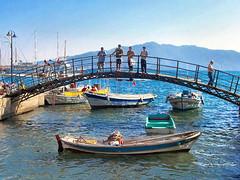 Deniz Kylar (Dh Yatlk) Tags: mavi yat gulet tekne yolculuk