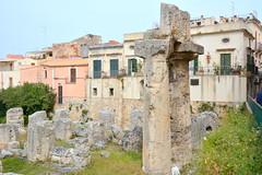 Sicily-076 (musical photo man) Tags: syracuse sicily templeofapollo