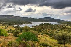 Limni Fragmatos Gadoura (yann.dimauro) Tags: mer ile gr rodos rhodes grce mditerrane egeo ge