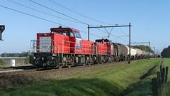 RwDP_08513 (charlesvanlangeveld) Tags: db cargo unit 6400 dbc dbcargo 6500 6515 6513 nispen 44605 unticargo