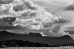 Ansel Adam's Style (tm1126) Tags: city blackandwhite bw patagonia storm mountains argentina weather clouds landscape nikon stormy bariloche turbulence ronegro telephotolandscape d7100