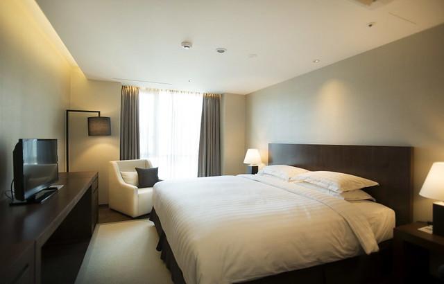 **の日系ホテル:ソラリア西鉄ホテル釜山