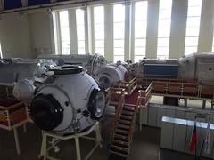 DSC02544 (cggrossman) Tags: museum russia moscow cosmonaut starcity trainingfacility
