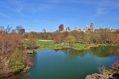 Central Park-Turtle Pond, 04.16.16 (gigi_nyc) Tags: nyc newyorkcity spring centralpark turtlepond springincentralpark